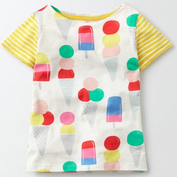 Mini Boden Other - Girls Mini Boden Hotchpotch T-Shirt, 9-10 Years